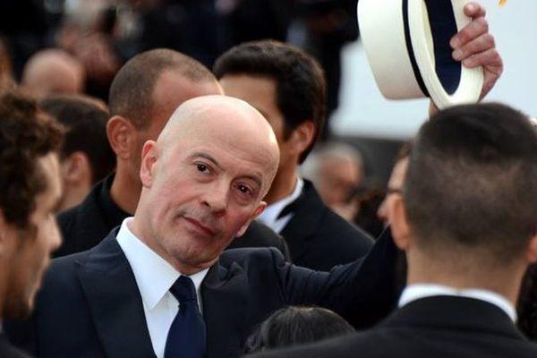 Jacques Audiard au festival de Cannes