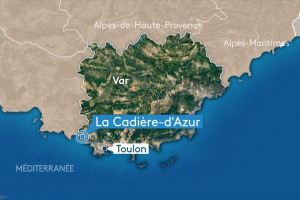 Une personne est décédé sur l'A50 au niveau de la Cadière.