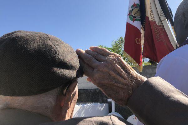 Ce jeudi 3 octobre, se sont tenues les commémorations des combats du col de Teghime.