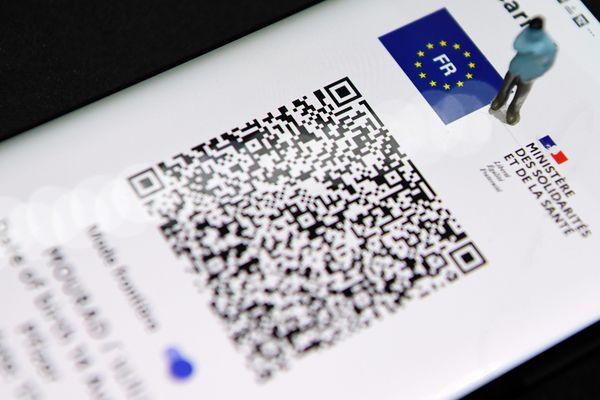Quatre personnes ont été mises en examen dans le Loiret pour un trafic de faux pass sanitaires. Photo d'illustration