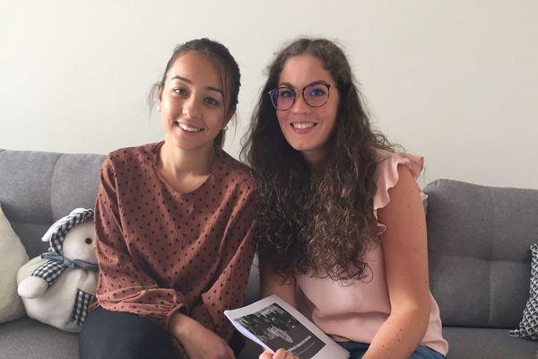 Nafissa Nachate et Héloïse Duhamel rêvaient depuis six années de partir en mission humanitaire. Leur projet se réalise et elles s'envolent le 19 octobre pour deux semaines à Madagascar.