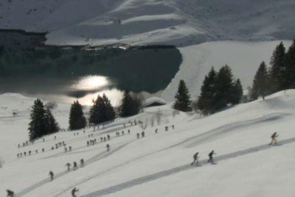 La Pierra Menta est un sommet du massif du Beaufortain (Savoie)