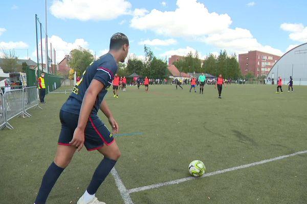 Quinze équipes vont s'affronter pendant quatre jours pour une Coupe d'Afrique des Nations à l'amiénoise.