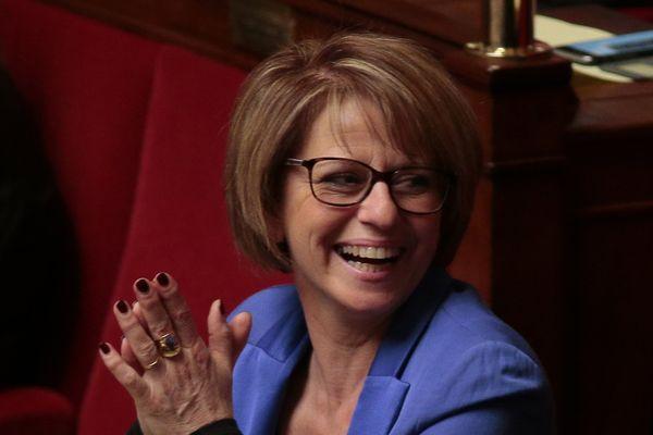 Brigitte Bourguignon réélue à l'Assemblée Nationale sous l'étiquette En Marche