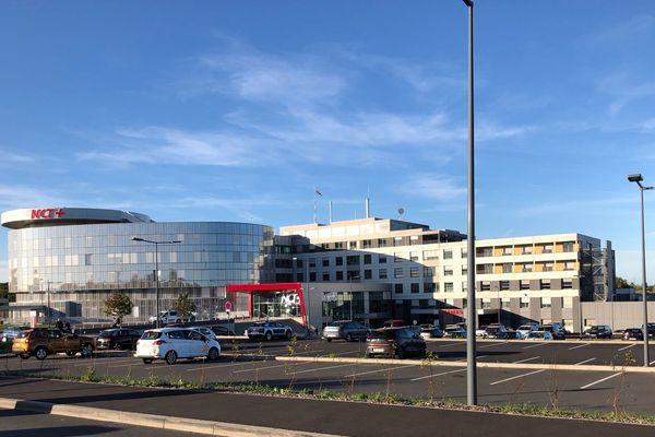 La clinique de l'Alliance (désormais appelée NCT+), au nord de l'agglomération tourangelle, a été inaugurée en 2007