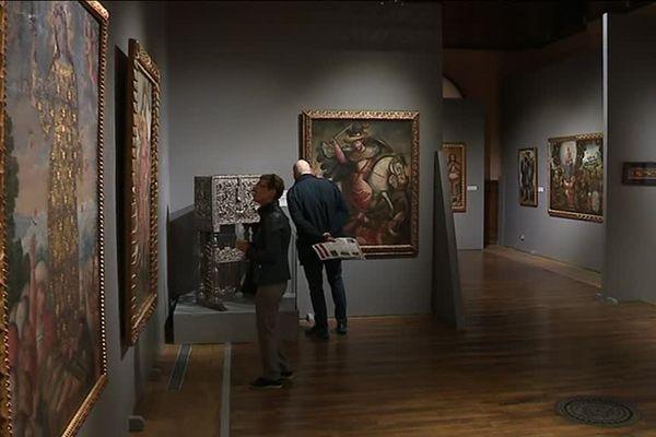 L'exposition Andes Célestes au Musée de Fourvière (avril 2017)