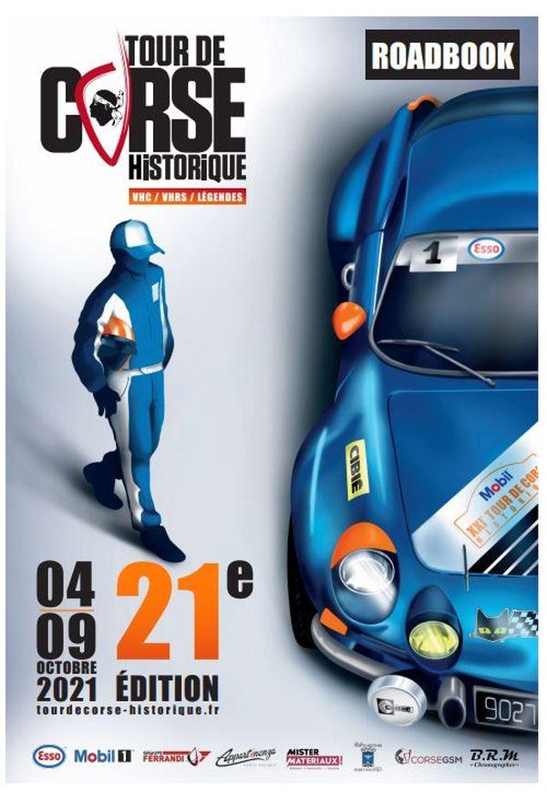 le roadbook de cette 21ème édition, que les concurrents connaissent déjà sur le bout des doigts.