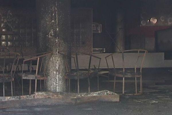 L'établissement était vide au moment de l'incendie