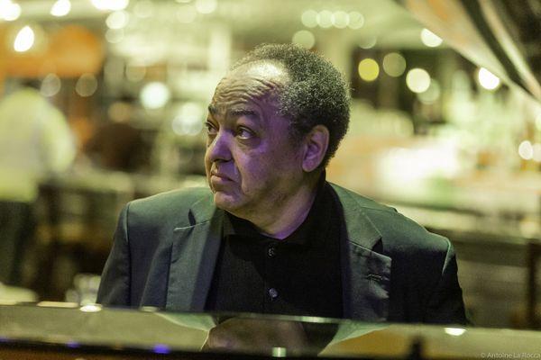 Le jazzman pianiste Alain Jean-Marie