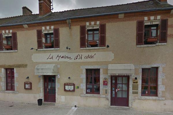 La Maison d'à côté, à Montlivault (Loir-et-Cher).