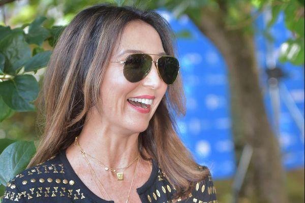 Elsa Zylberstein est la vice-présidente de cette édition 2020 du FFA.