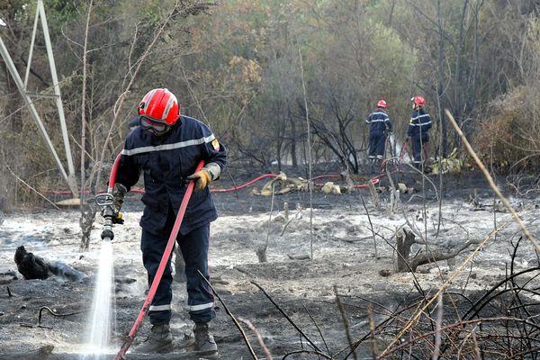 Sapeurs-pompiers (illustration)