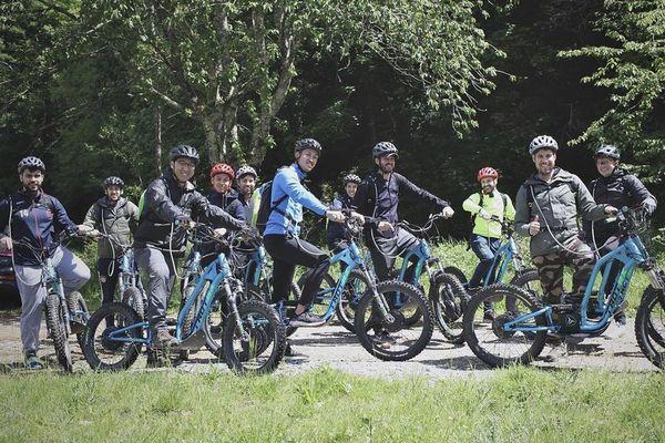 L'entreprise a ouvert le week-end de l'ascension à Vouneuil-sous-Biard.