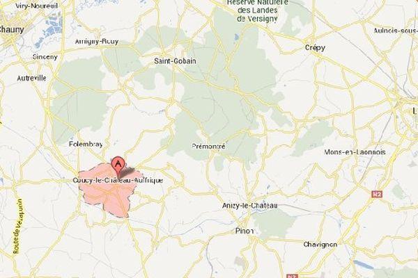 L'accident avait eu lieu lundi 3 juin à Coucy-le-Château dans l'Aisne