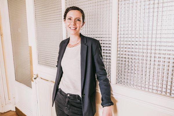 A 37 ans, Claire Desmares-Poirrier mènera la liste d'union EELV-UDB-Ensemble sur nos territoires