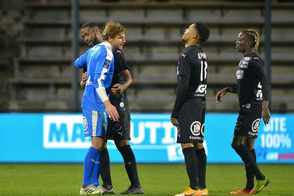 L'Amiens SC décroche le nul face à Chambly au stade de la Licorne