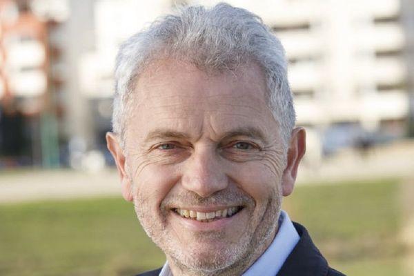 Xavier Normand, le nouveau maire de Castanet-Tolosan.