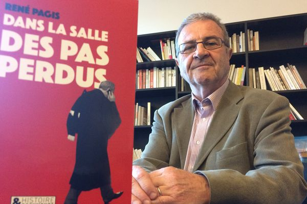 """""""Dans la salle des pas perdus"""" est sorti le 3 avril 2017 aux éditions De Borée."""