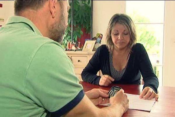 Dans l'Eure, un couple de Fatouville-Grestain fait ses calculs