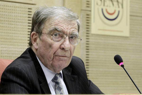 En 2011, François Autain présidait notamment la mission d'information du Sénat autour du Mediator.