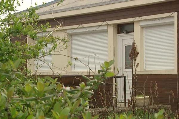 La maison radioactive de la famille Jusiak a été détruite