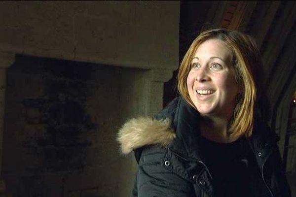 Virginie Berdal, chargée de recherche à Chambord