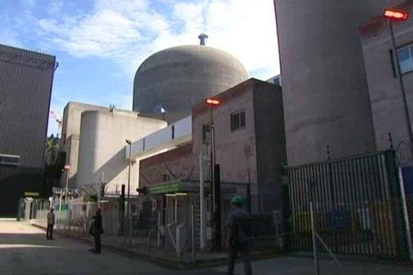 La centrale de Flamanville