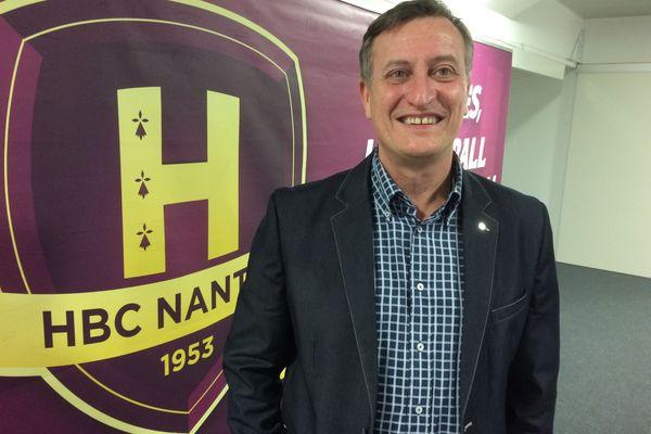 Gaël Pelletier Président du HBCN
