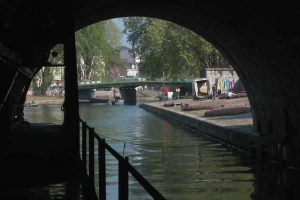 Le tunnel du canal Saint-Félix date des années 1930.