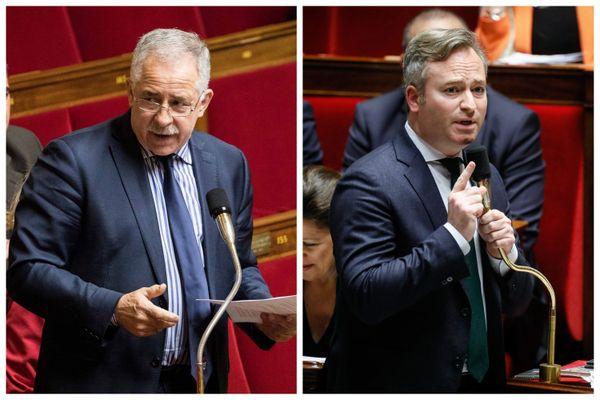 Le député André Villiers et le secrétaire d'État Jean-Baptiste Lemoyne sont candidats.