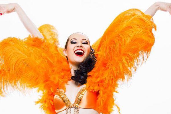 La danseuse Louise Goulouzelle