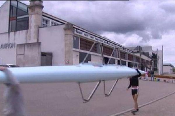 Le club Sport nautique de Nancy.