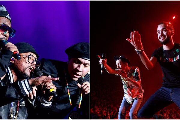 Black Eyed Peas et Bigflo et Oli participeront à l'édition 2019 de la Foire aux vins de Colmar
