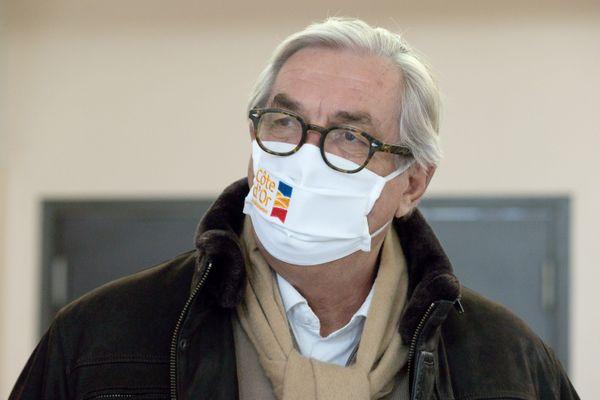 François Sauvadet en janvier 2021.
