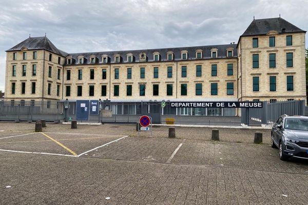 Le conseil départemental de la Meuse