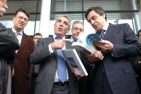 En 2008, Gérard Trémège avait reçu le soutien du premier ministre de l'époque, François Fillon