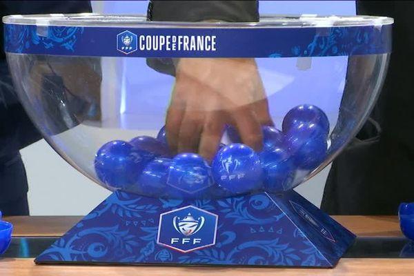 Tirage au sort du 6e tour de la Coupe de France pour la Nouvelle-Aquitaine en direct sur NoA