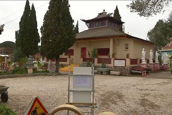 L'association propriétaire du site Association Centre Bouddhique Franco-Vietnamien peut désormais réintégrer la pagode.