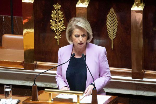 Brigitte Bourguignon, députée du Pas-de-Calais participe à l'installation de la mission d'information parlementaire de suivi du Covid 19