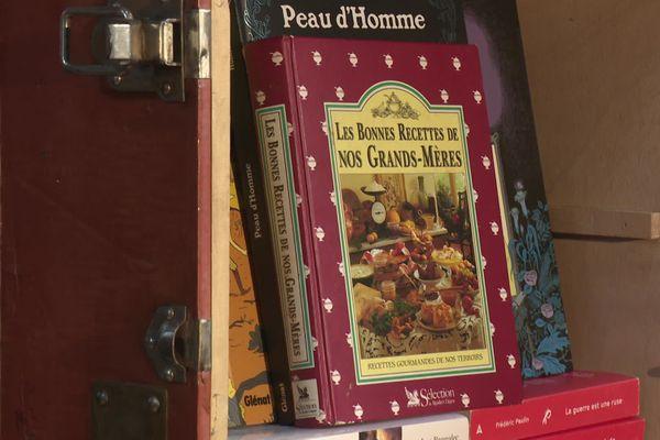 Le livre fétiche de Zanzim, celui offert par sa Grand-Mère Simone