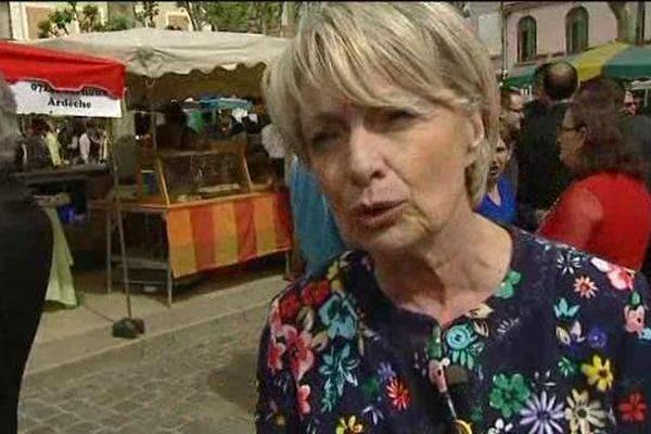 Françoise Grossetête, candidate UMP - 10/05/14
