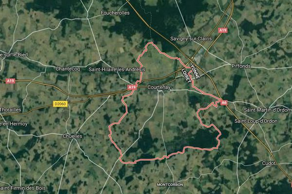Courtneay (Loiret)