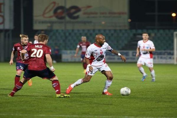 Les Crocos mangés tous crus par les Auvergnats, trois buts à zéro, en championnat de Ligue 2, au Stade Gabriel Montpied à Clermont-Ferrand.