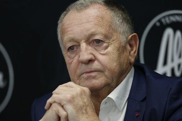 Le président de Lyon a écrit mercredi soir à la ministre des Sports, Roxana Maracineanu.