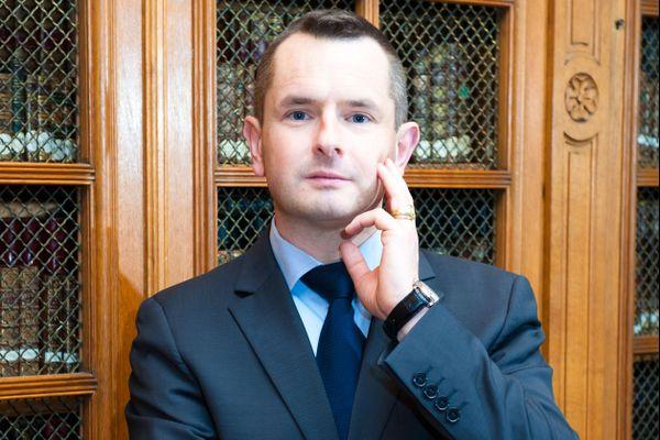 Installé à Varenne-Larconce, Paul de Launay a été élu maire pour la première fois en mai 2020.