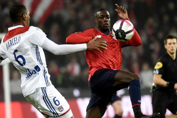 Au match aller, le 1er décembre 2018 à Pierre-Mauroy, Lille et Lyon avaient fait match nul (2-2).