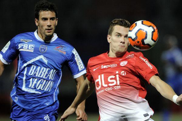 Nancy-Troyes (Ligue 2) - 20/09/2013