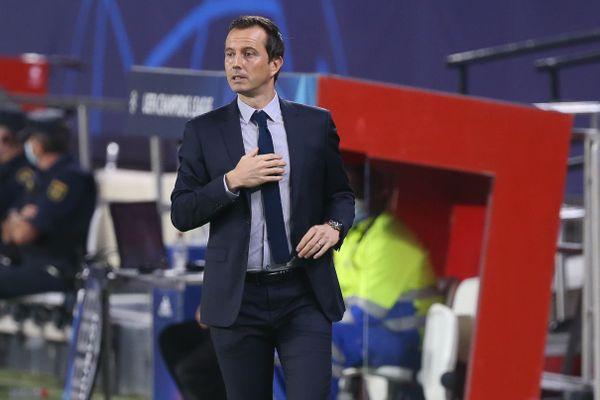 Confronté en Ligue des champions à Chelsea, favori du groupe E, le Stade rennais de Julien Stéphan (photo, ici le 28 octobre face à Séville) doit éviter la défaite.