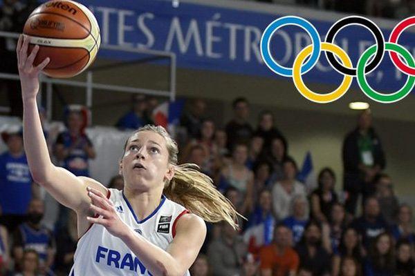 La Calvadosienne Marine Johannes est l'une des étoiles montantes du basket féminin français