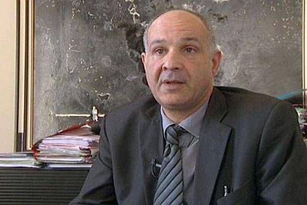 Lucien Amar, le père de Raphaël décédé en Syrie en octobre 2014 - mars 2015